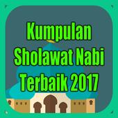 Kumpulan Sholawat Nabi Terbaik 2017 icon