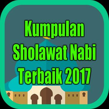 Kumpulan Sholawat Nabi Terbaik 2017 poster