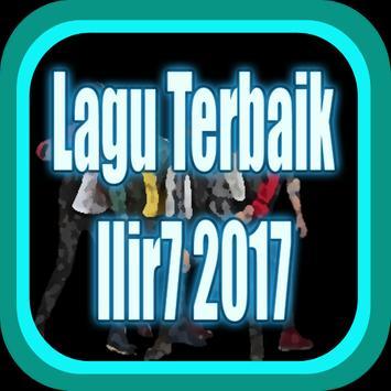Lagu Terbaik Ilir7 2017 poster