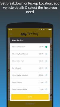 TowTray apk screenshot