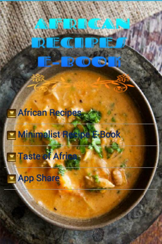 African recipes free e book for android apk download african recipes free e book captura de pantalla 3 forumfinder Gallery