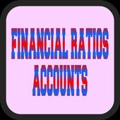 Financial Ratios (Accounts) icon