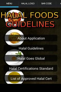 Halal Foods Guidelines screenshot 1