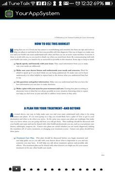 Ovarian Cancer Awareness screenshot 4