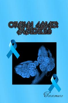 Ovarian Cancer Awareness poster
