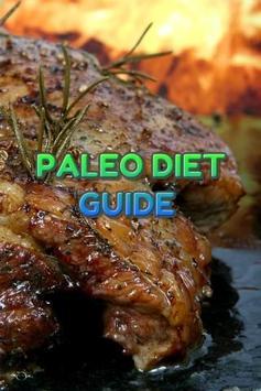 Paleo Diet Guide poster
