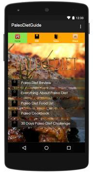 Paleo Diet Guide screenshot 1