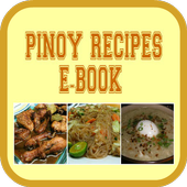 Pinoy Recipes E-Book icon