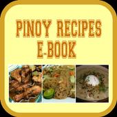 Pinoy Recipes E-Book icon