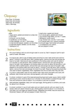 Pinoy Recipes E-Book screenshot 3