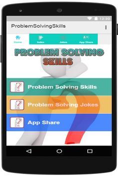 Problem Solving Skills screenshot 4