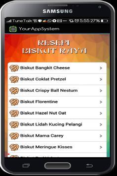 Resepi Biskut Raya screenshot 3