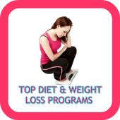 Top Diet and Weight Loss Programs icon