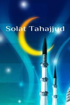 Solat Tahajjud poster