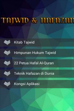 Tajwid dan Hafazan screenshot 1