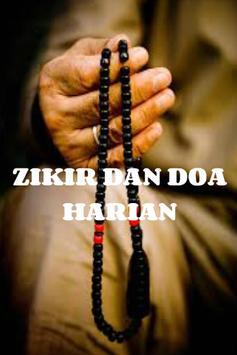 Zikir Dan Doa Harian poster
