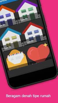 Desain Denah Rumah apk screenshot
