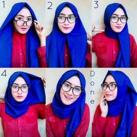 Tutorial Hijab Segi Empat安卓下载 安卓版apk 免费下载
