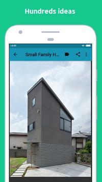 Small House Design Ideas screenshot 3