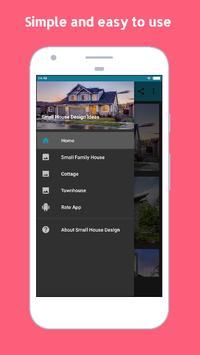 Small House Design Ideas screenshot 1
