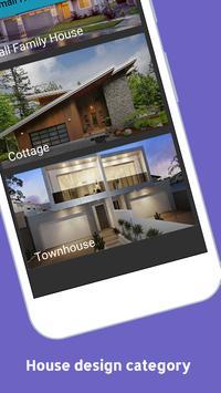 Small House Design Ideas screenshot 2