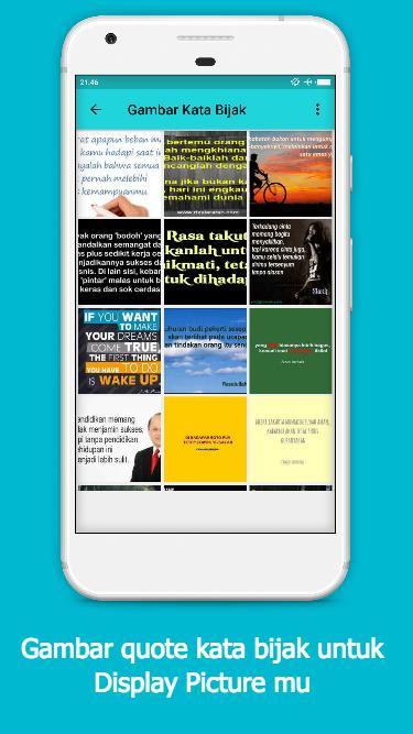 Status Kata Bijak for Android APK Download