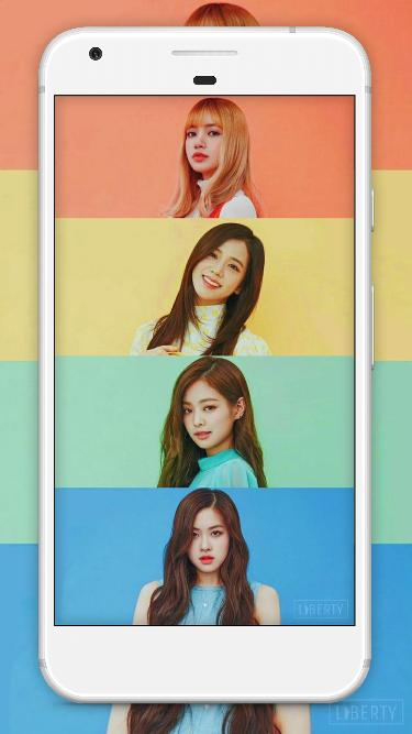 Black Pink Kpop Wallpapers Hd For Android Apk Download