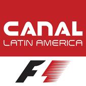 Canal F1 Latin America icon