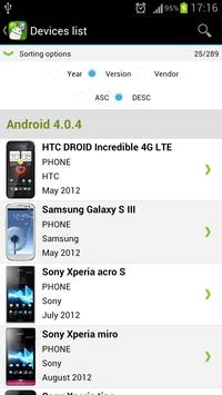 Andro Devices apk screenshot