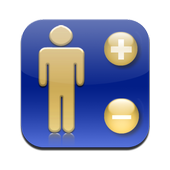Total KCal Free icon