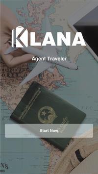 K-Agent poster