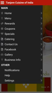 Tanjore Cuisine of India apk screenshot