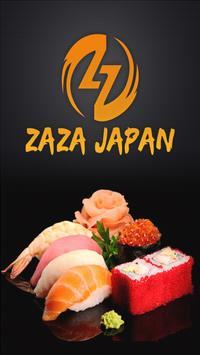 ZAZA Japan poster