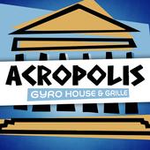 Acropolis Gyro House icon