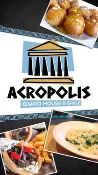 Acropolis Gyro House poster