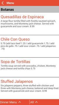 Angelina's Mexican Restaurant apk screenshot