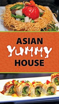 Asian Yummy House poster