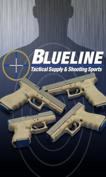 Blueline Tactical Supply poster