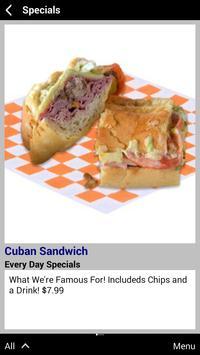 Brocato's Sandwich Shop screenshot 3