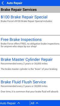 Brake Force apk screenshot