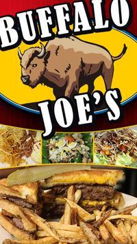 Buffalo Joe's Cafe poster