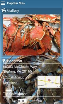 Captain Mas Crab House apk screenshot