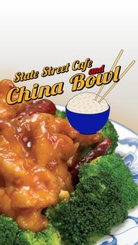 State Street Cafe & China Bowl poster