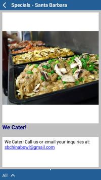 State Street Cafe & China Bowl apk screenshot
