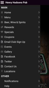 Henry Hudsons Pub screenshot 1