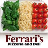 Ferrari's Pizzeria & Deli icon