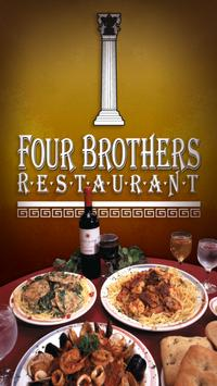 Four Brothers Restaurant poster