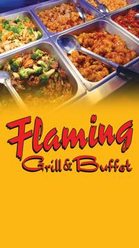 Flaming Grill 海報