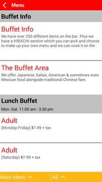 Flaming Grill & Buffet apk screenshot