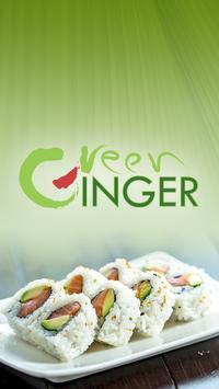 Green Ginger poster